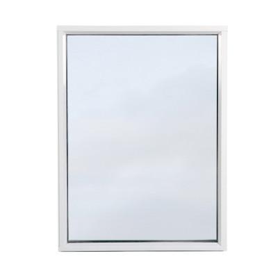 Fast energifönster 3-glas Trä-Alu Superenergi