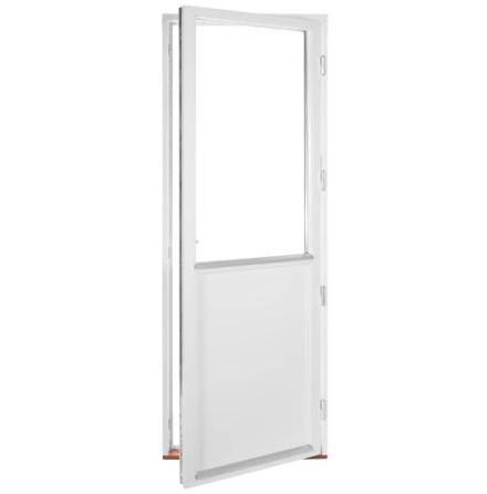 Fönsterdörr 2-glas Vit